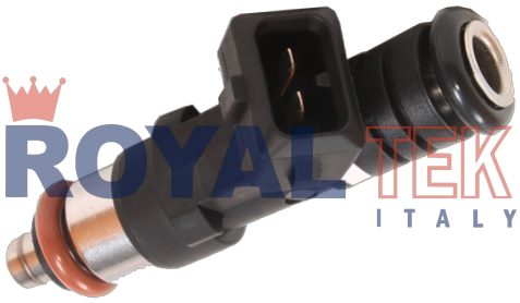 INYECTOR ROYALTEK TIPO BOSCH FORD NUEVO FIESTA KINETIC 1.6 SIGMA 2013 --- 0280158207 / 8A6G5F593AA / 15389848A6