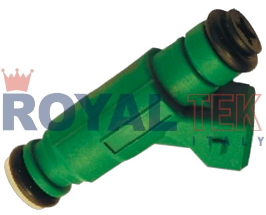 INYECTOR ROYALTEK TIPO BOSCH LAND ROVER DISCOVERY II 4.0 4.6 4WD - COLOR VERDE --- 0280155787